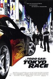 Fast & Furious 3: Tokyo Race (A todo gas 3)