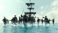 Ver al Capitan salazar en imagenes de Piratas del Caribe 5 OnLine