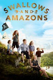 Golondrinas y Amazonas
