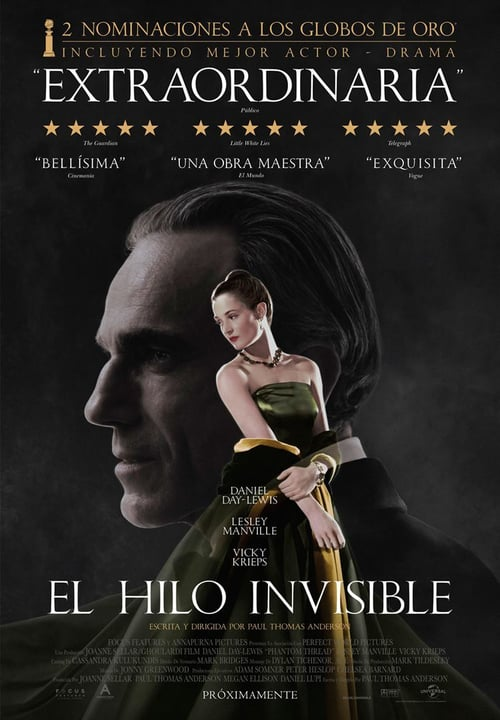 El hilo invisible (Phantom Thread)