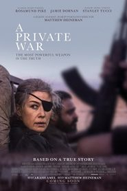 A Private War (La corresponsal)