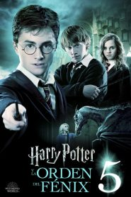 Harry Potter 5 La Orden del Fénix