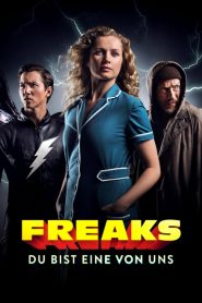 Freaks: 3 superhéroes
