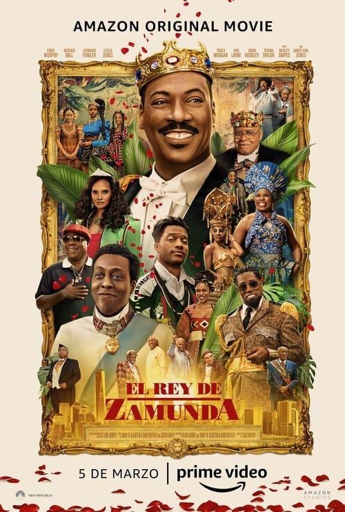 Coming 2 America (El rey de Zamunda)